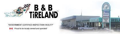 B & B Tireland