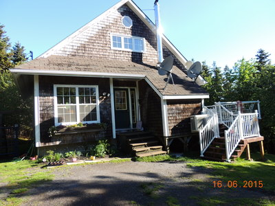 Guysborough & Canso Residential-Oceanfront for sale:  3 bedroom 1,278 sq.ft. (Listed 2015-11-06)