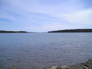 Marie Joseph Waterfront- Vacant Lot for sale: