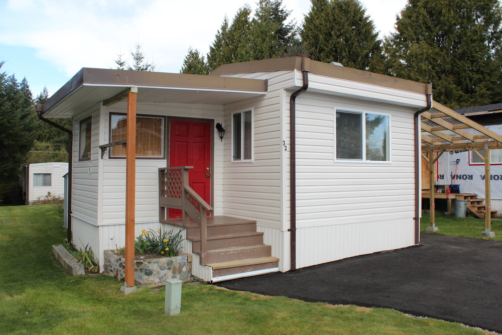 Chase River Mobile Home for sale: Sunny Slope MHP 2 bedroom 602 sq