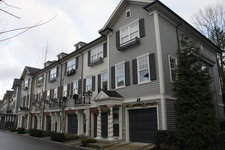 Central Pt Coquitlam Townhouse for sale:  2 bedroom 1,214 sq.ft. (Listed 2012-01-14)