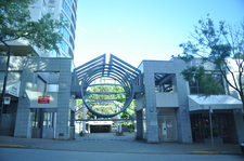 Yaletown Condo for sale: The Discovery 1 bedroom 741 sq.ft. (Listed 2018-09-10)