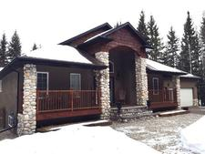 Acreage for Sale, Water Valley, Rural Mountain View County,Black Bear Ridge House for sale: 3 bedroom 2,133 sq.ft. (Listed 2017-02-25)