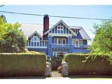 Shaughnessy  Character Home for Sale: Stunning 6 bedroom 6,680 sq.ft. in the First Shaughnessy District