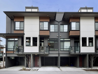 Willoughby Heights Townhouse for sale: Exchange 2 bedroom 1,067 sq.ft. (Listed 2018-03-29)