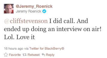 Roenick Blog 3