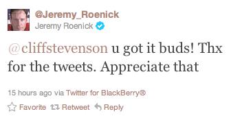 Roenick Blog 7