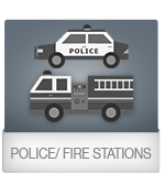 Police/Fire Stations