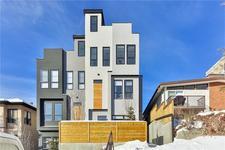 Renfrew Townhouse for Sale: 3 713 5 ST NE Calgary Listing