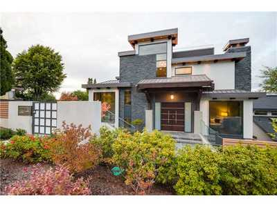 Point Grey House for sale:  4 bedroom 4,106 sq.ft. (Listed 2015-04-23)