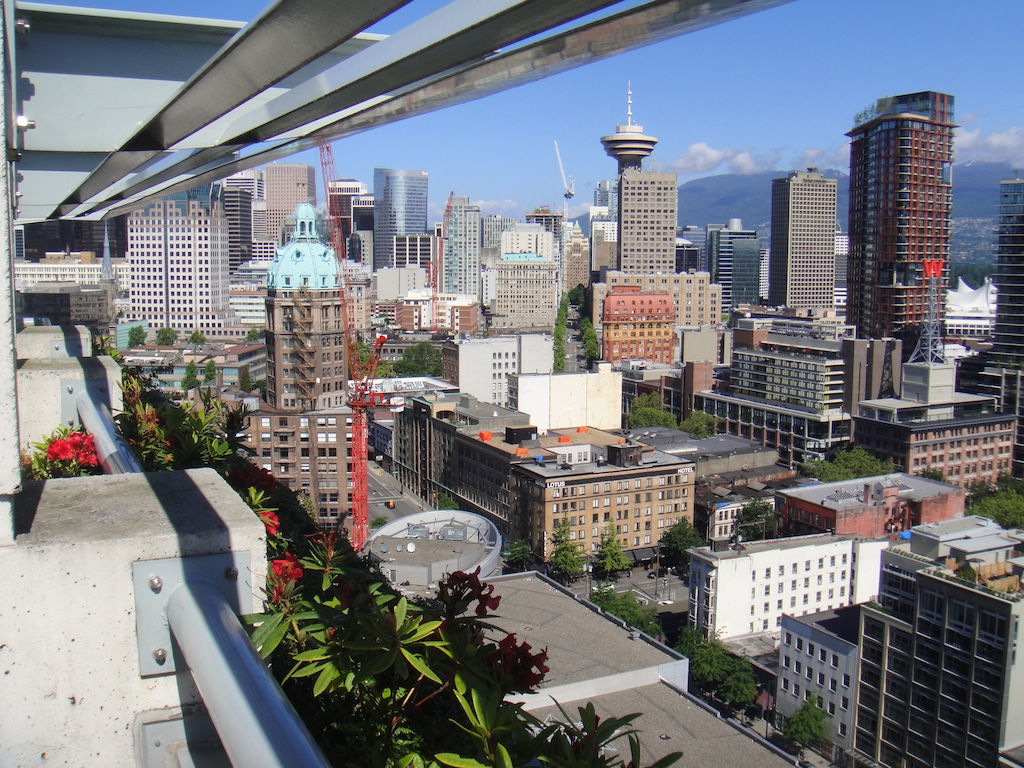 550 Taylor Street (The Taylor) Roof Top Views #1