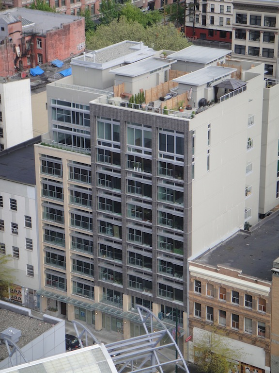 33 W Pender Street (33) Crosstown Vancouver Condo Building