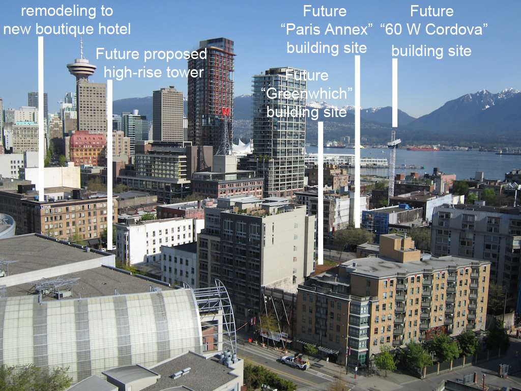 Crosstown Vancouver Development Plan - CrosstownCondos.com