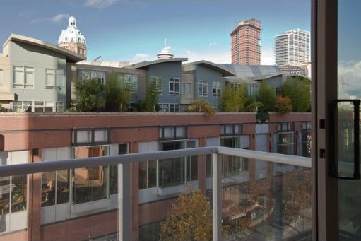 #604 550 Taylor Street (Crosstown Vancouver)