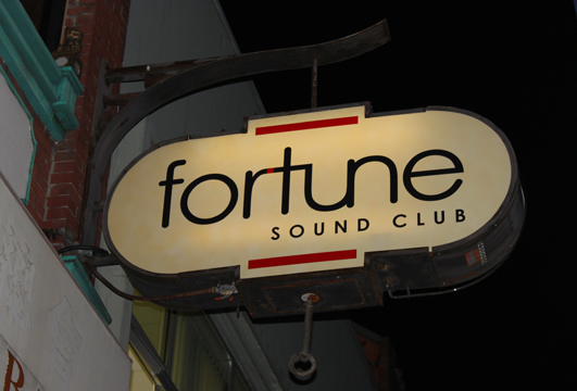 Fortune Sound Club - 147 E Pender Street