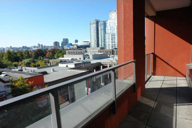 71 E Pender St (East) Extended Patio by Jay McInnes