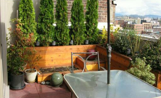 518 Beatty St (518 Beatty) Patio by Jay McInnes