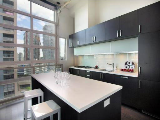 546 Beatty St (540 Beatty) - Kitchen / View by Jay McInnes