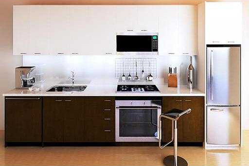 531 Beatty Street (Metro Living) - Kitchen by Jay McInnes