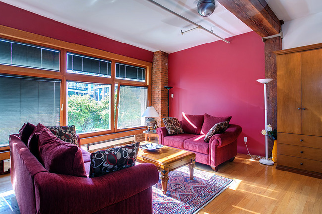 Crosstown Loft for sale: 518 Beatty Studio 676 sq.ft. (Listed 2013 ...