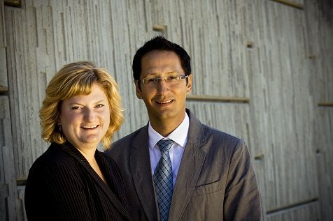 Brennan and Judy Cunningham