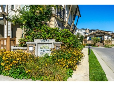 Clayton Townhouse for sale:  3 bedroom 1,351 sq.ft. (Listed 2019-06-21)