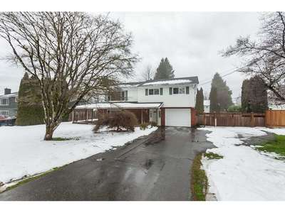 Fort Langley House for sale:  4 bedroom 2,338 sq.ft. (Listed 2020-01-28)