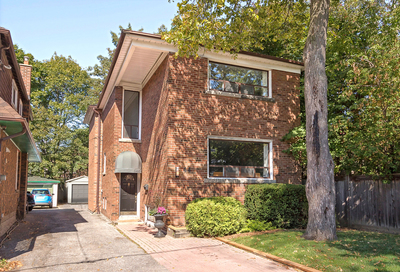 Forest Hill South 2 Storey Detached: 3+1 Bedroom