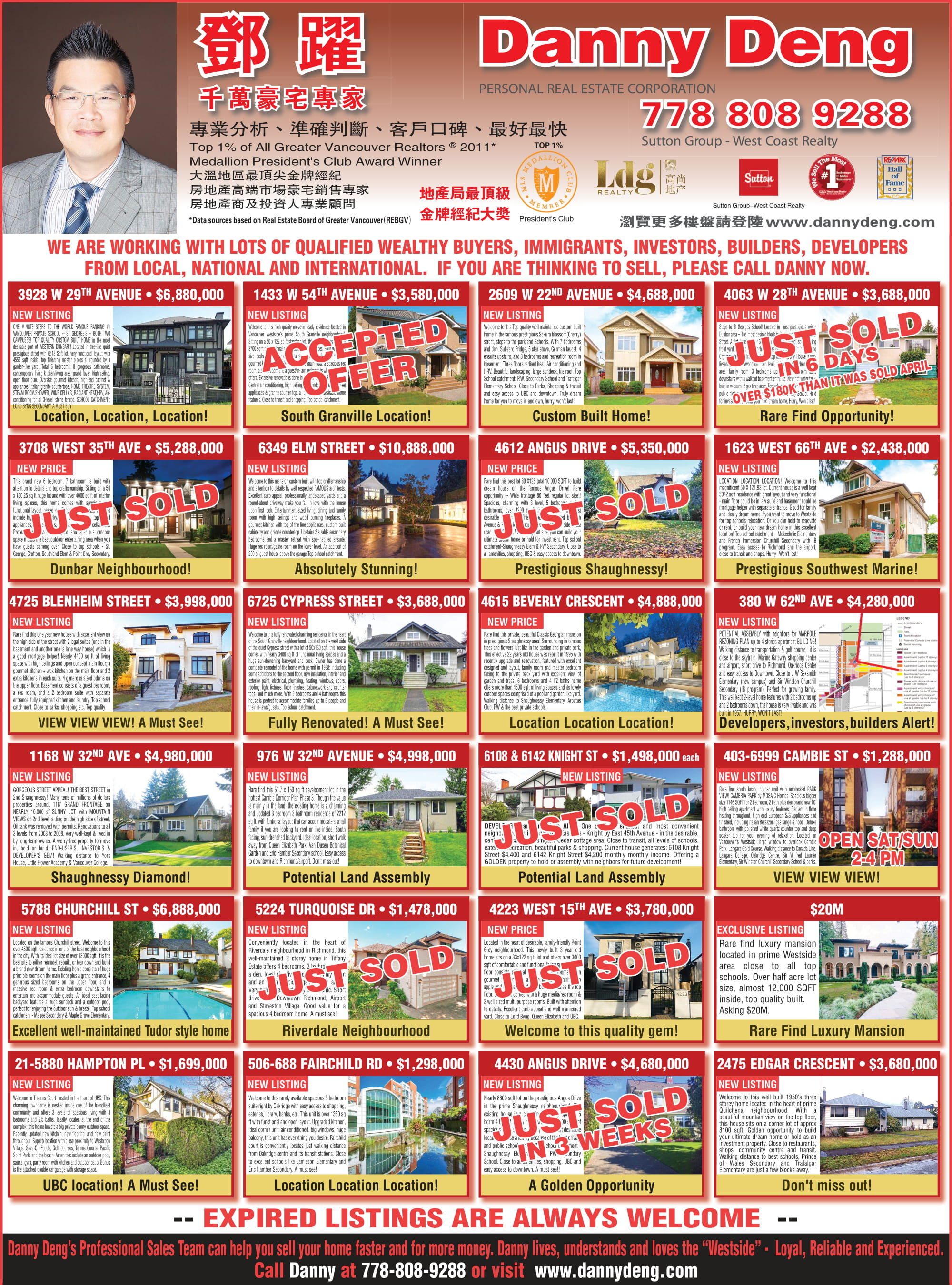 page 1 Real Estate Weekly