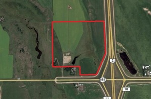 East of Carstairs Land for sale:    (Listed 2017-08-01)