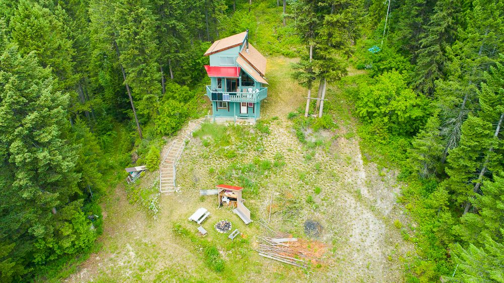 South Rural Golden  Rural Residential Acreage and Cabin for sale:  2 bedroom 928 sq.ft. (Listed 2020-07-14)