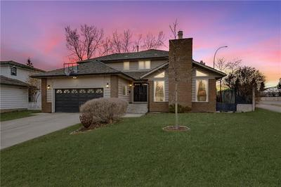 3 Woodacres Drive SW home for sale. Woodbine House for sale: 4 bedroom 2,222 sq.ft.
