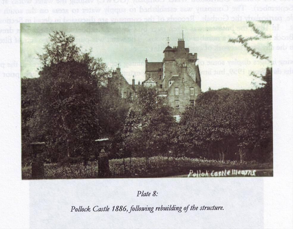 Pollock Castle Rebuild