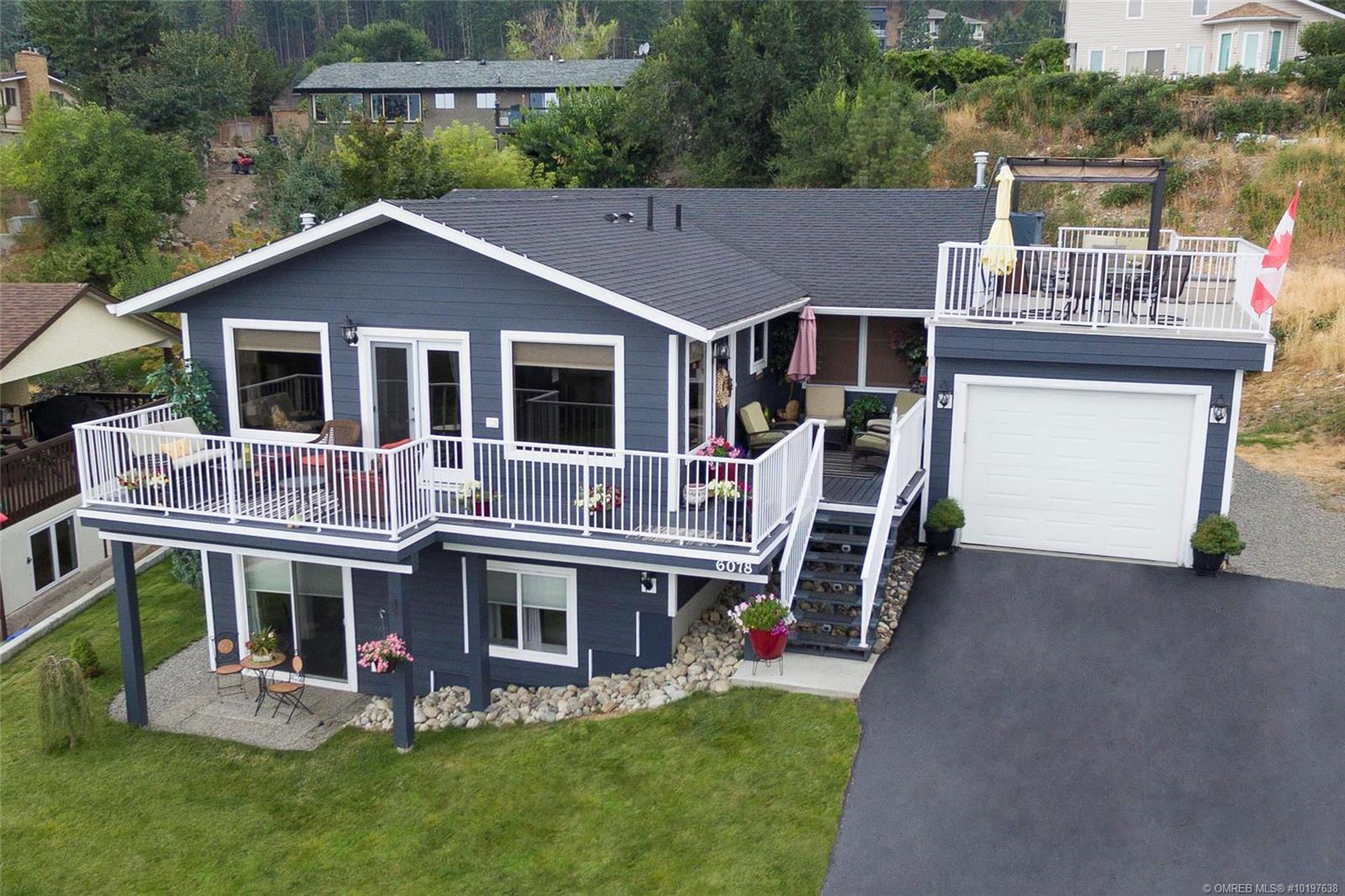 Peachland House for sale:  4 bedroom  Granite Countertop, Tile Backsplash, Laminate Floors 2,536 sq.ft. (Listed 2020-01-15)
