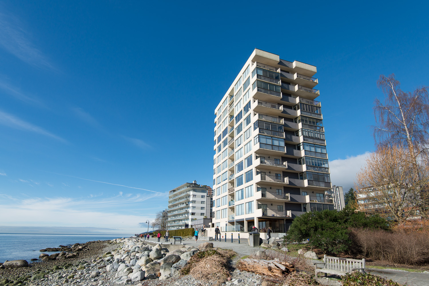 Ambleside Apartment for sale: Seawalk Place 2 bedroom 1,306 sq.ft.