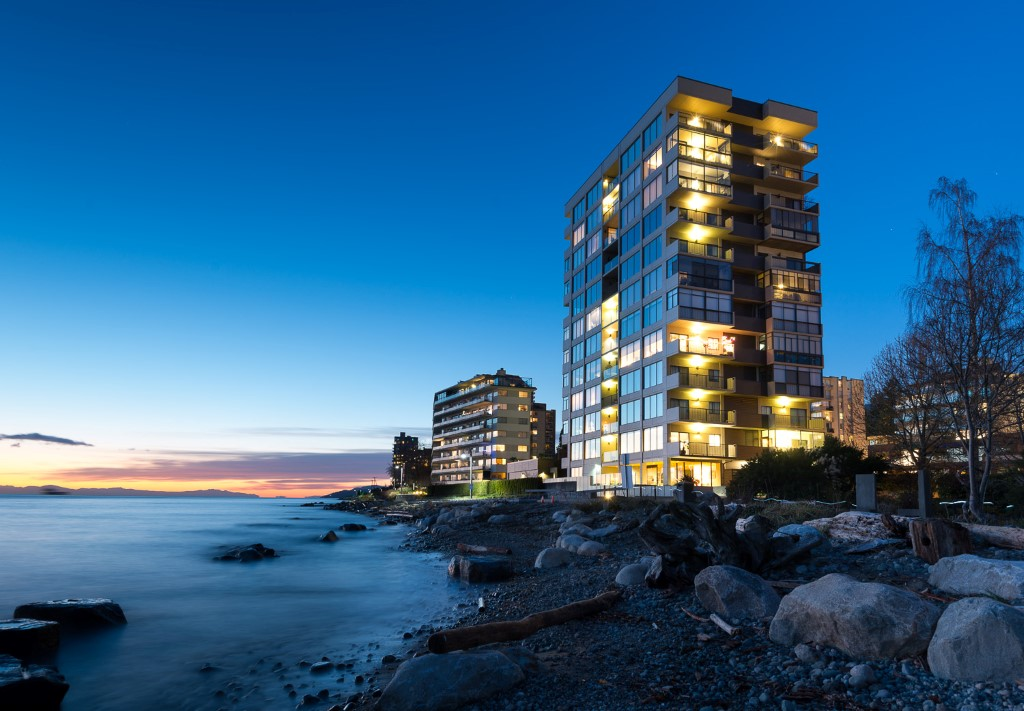 West Vancouver Seawalk Place Ambleside Condo For Sale 2 bedroom