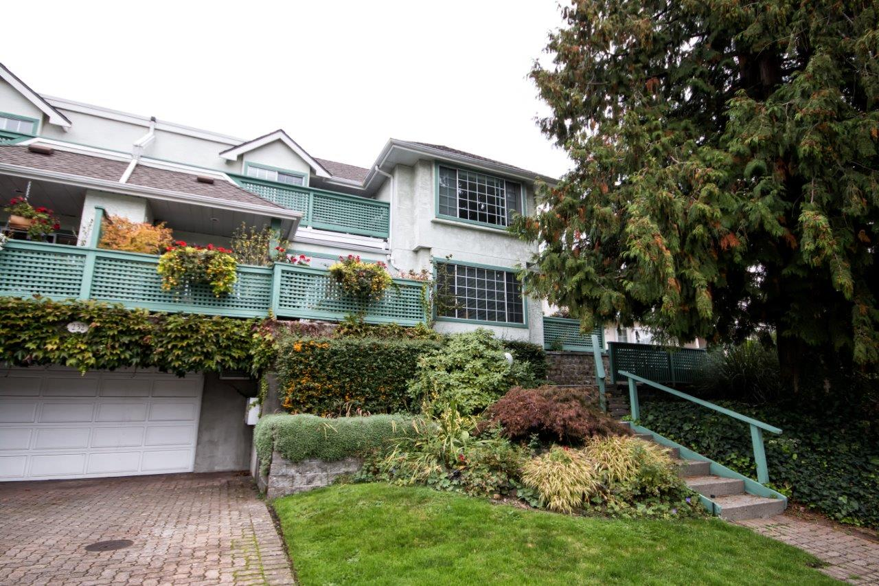 Lower Lonsdale Townhouse For Sale: 3 bedroom, 1,623 sq ft