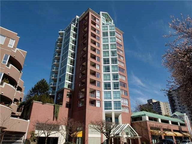 Lower Lonsdale Condo for sale: 1 bedroom 714 sq.ft.