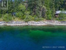 Thetis Island Land for sale:    (Listed 2017-07-18)