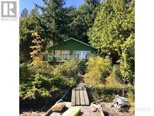 Thetis Island House for sale:  1 bedroom 1,332 sq.ft. (Listed 2018-10-25)