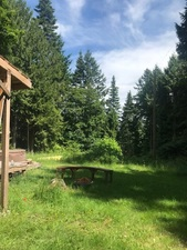 Thetis Island .65 Acre Lot RV ready - water & power in for sale:    (Listed 2019-07-02)