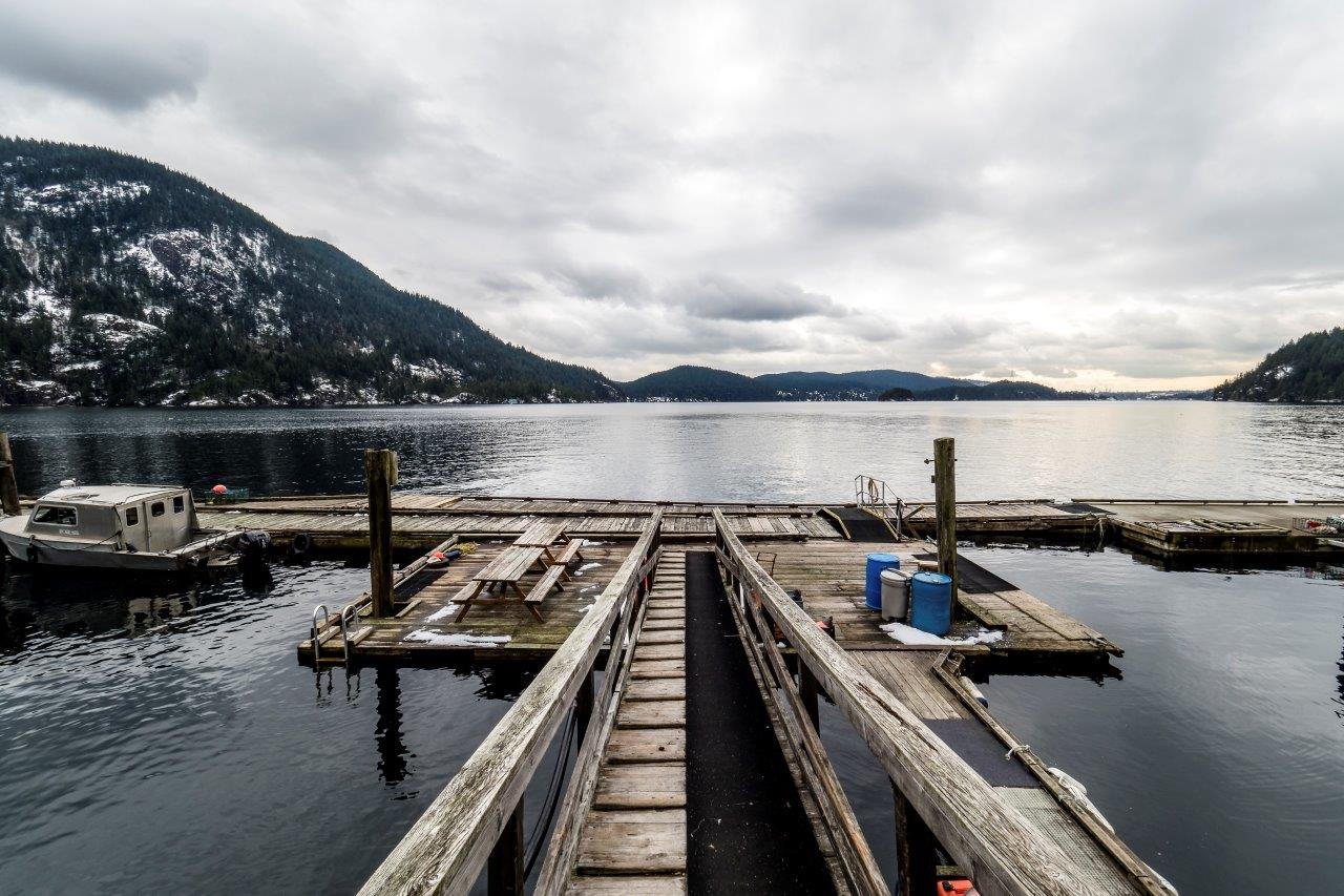 Indian Arm/Deep Cove House for sale: Brighton Beach 2 bedroom 1,350 sq.ft. (Listed 2018-02-27)
