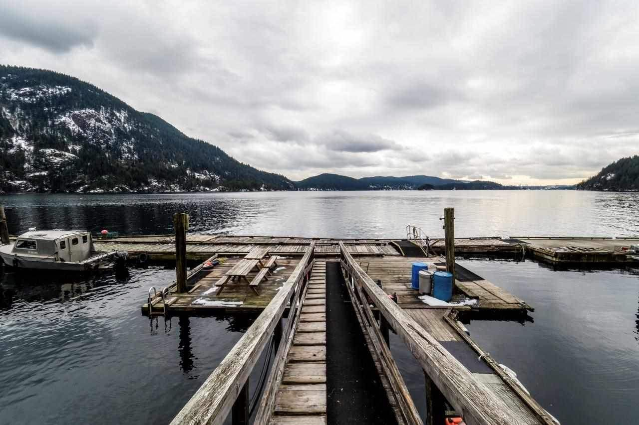 Indian Arm House with Acreage for sale:  2 bedroom 1,040 sq.ft. (Listed 2021-02-19)