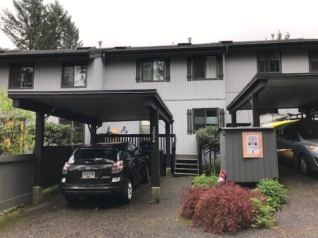 Deep Cove Townhouse for sale:  3 bedroom 1,817 sq.ft. (Listed 2021-04-27)