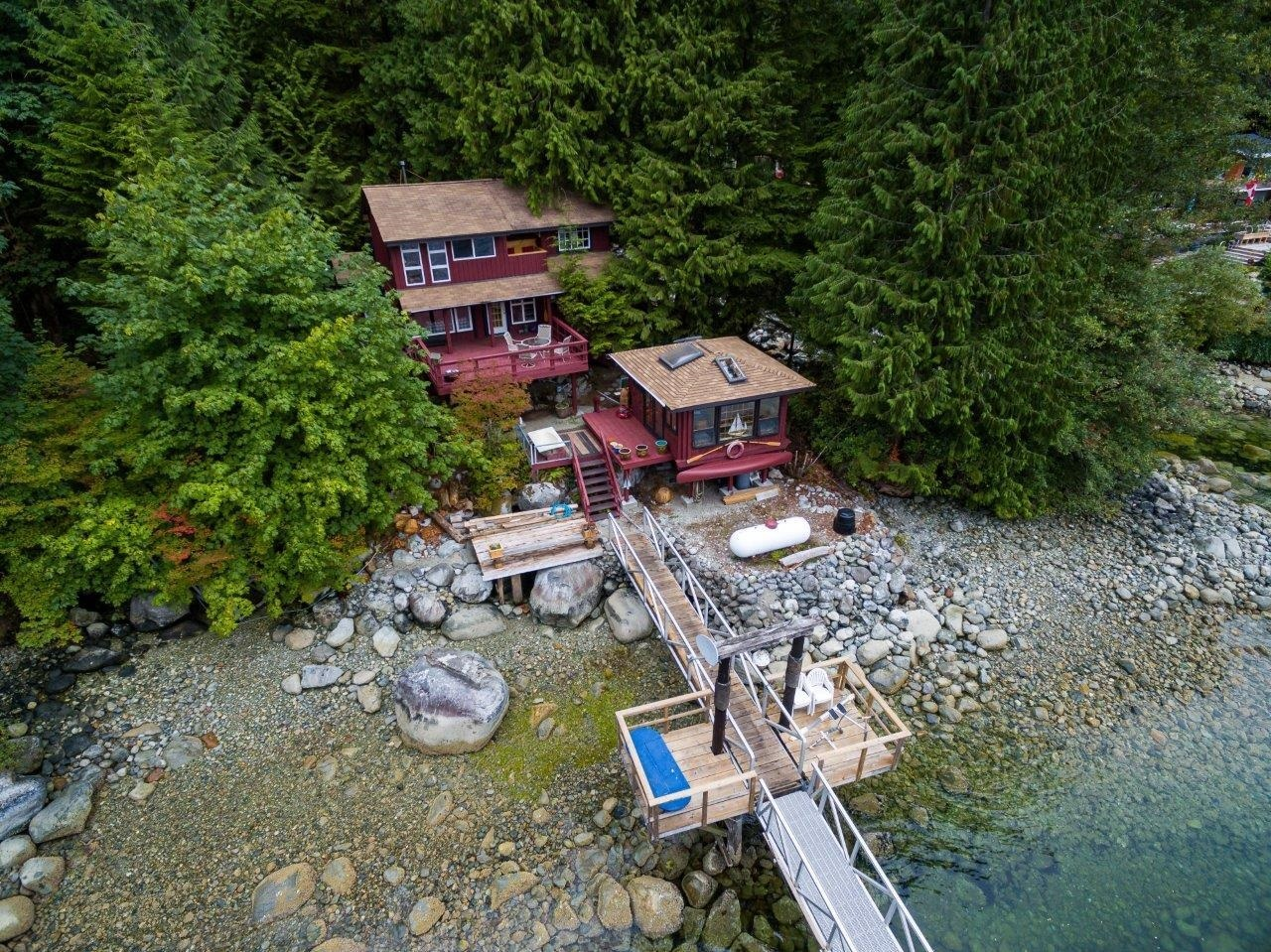 Indian Arm House/Single Family for sale:  3 bedroom  (Listed 2021-09-13)