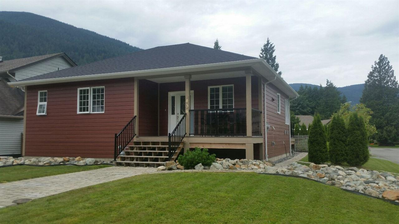 Harrison Hot Springs House for sale:  2 bedroom  (Listed 2016-07-20)