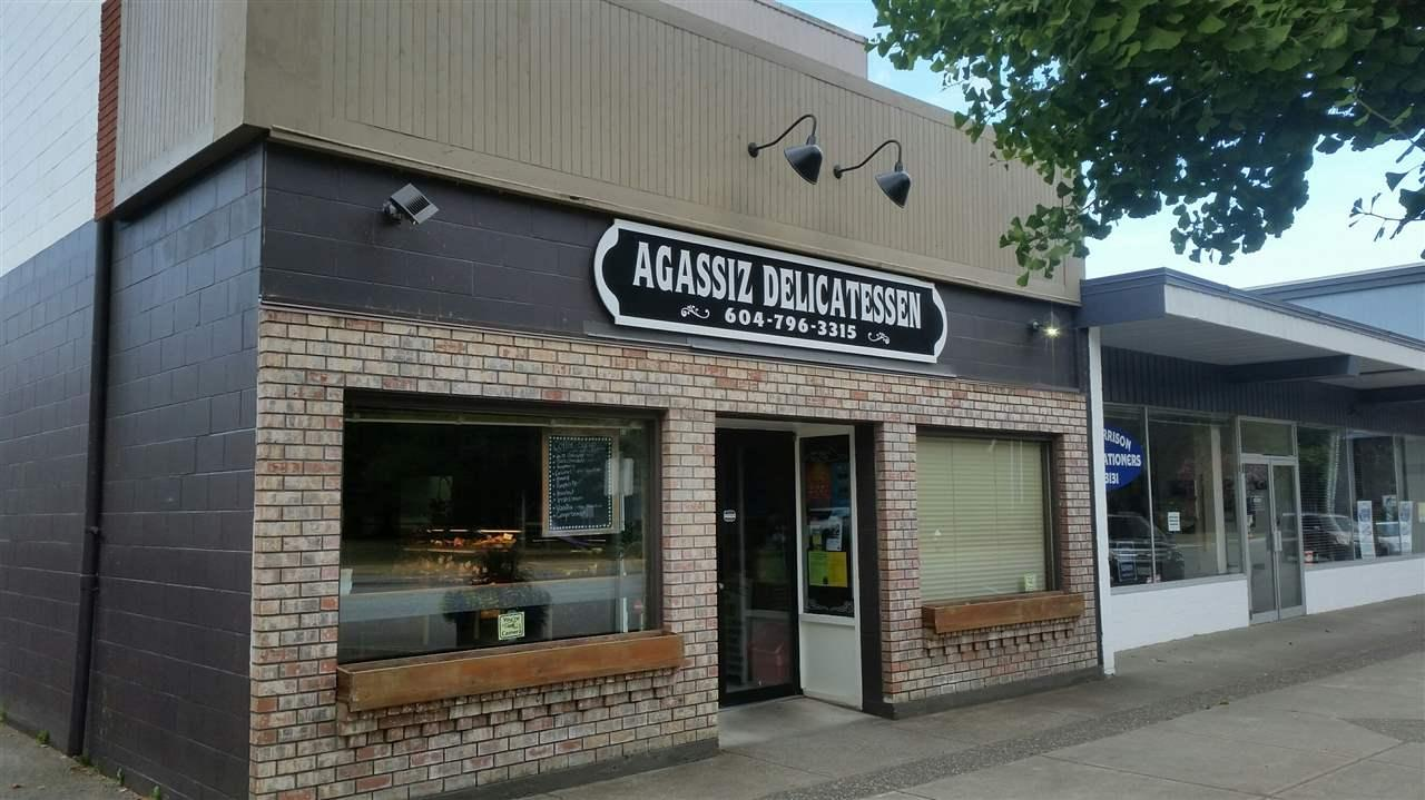 Agassiz Business only for sale:    (Listed 2016-06-15)