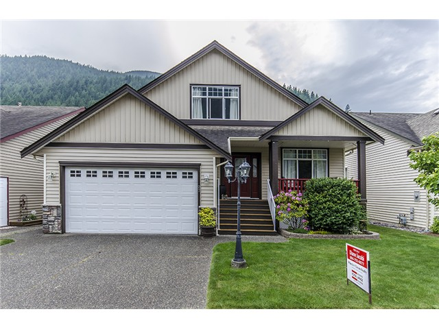 Harrison Hot Springs House for sale:  2 bedroom 1,844 sq.ft. (Listed 2015-06-04)
