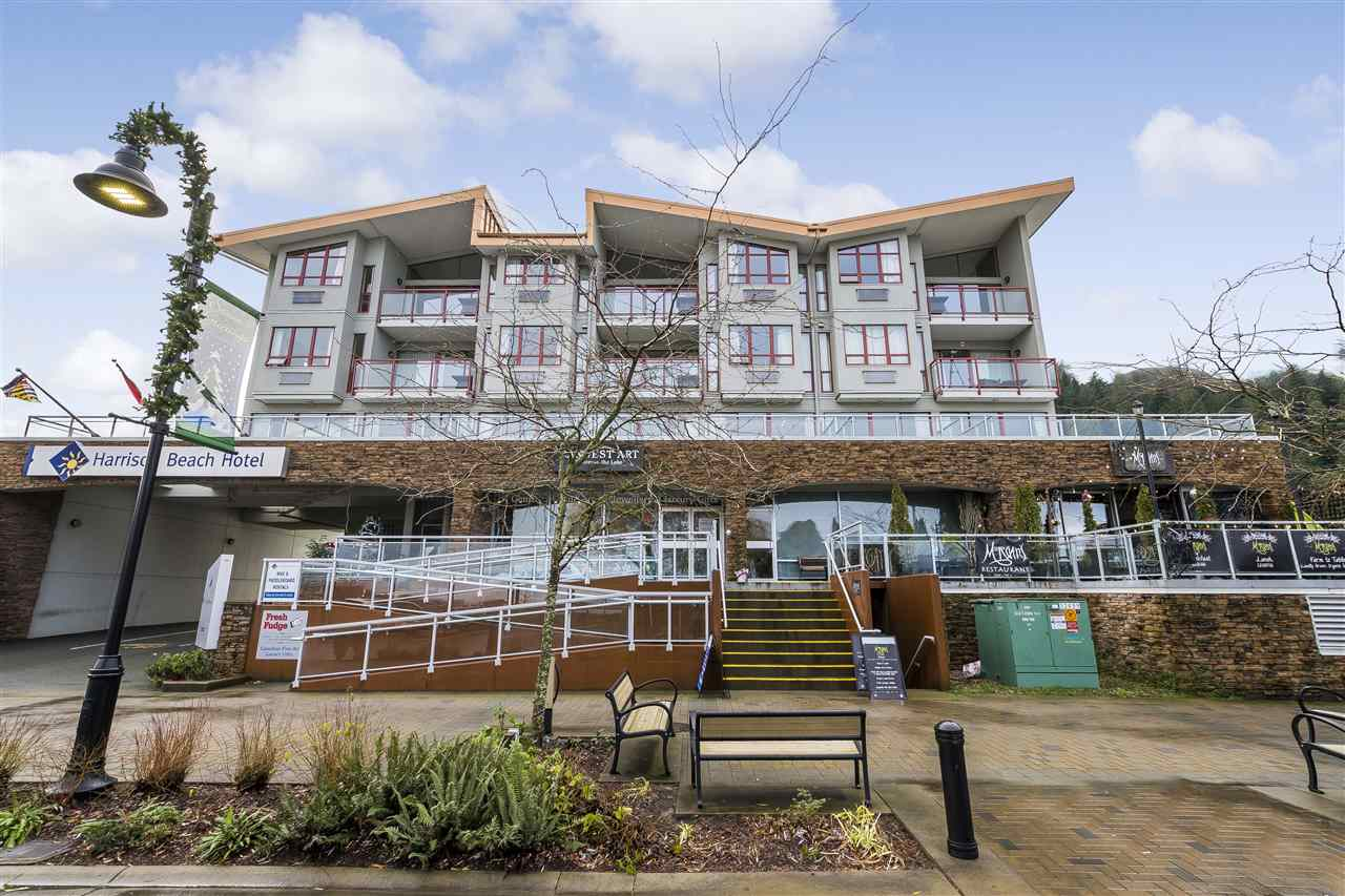 Harrison Hot Springs Condo for sale:   378 sq.ft. (Listed 2019-07-24)