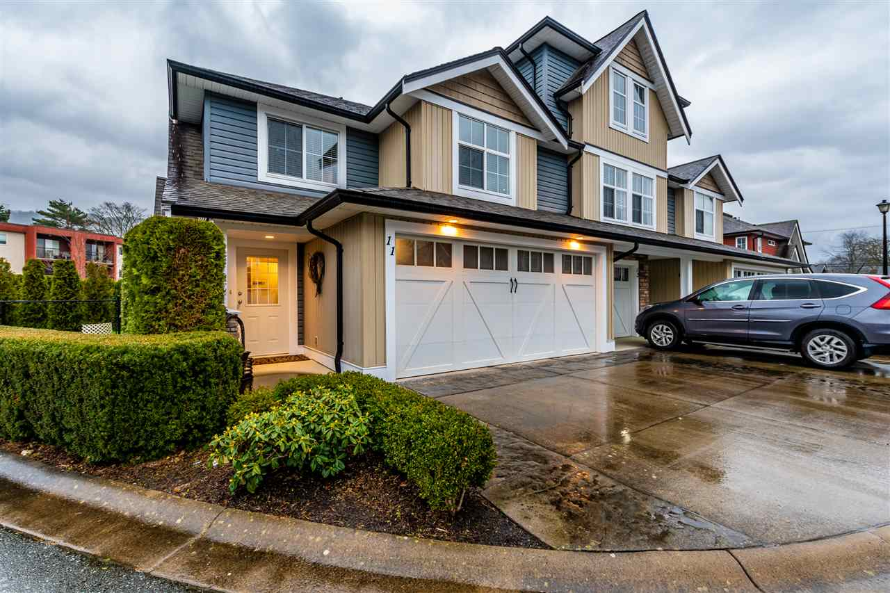 Agassiz Townhouse for sale:  3 bedroom 1,569 sq.ft. (Listed 2020-03-11)